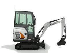BOBCAT E17